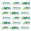 NFUnited Tea Towels (pack of 5)